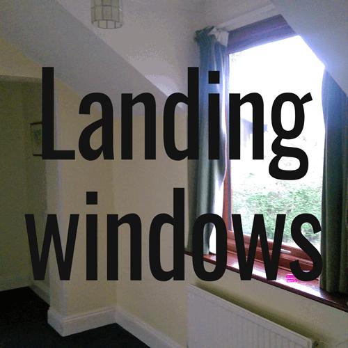 landing windows
