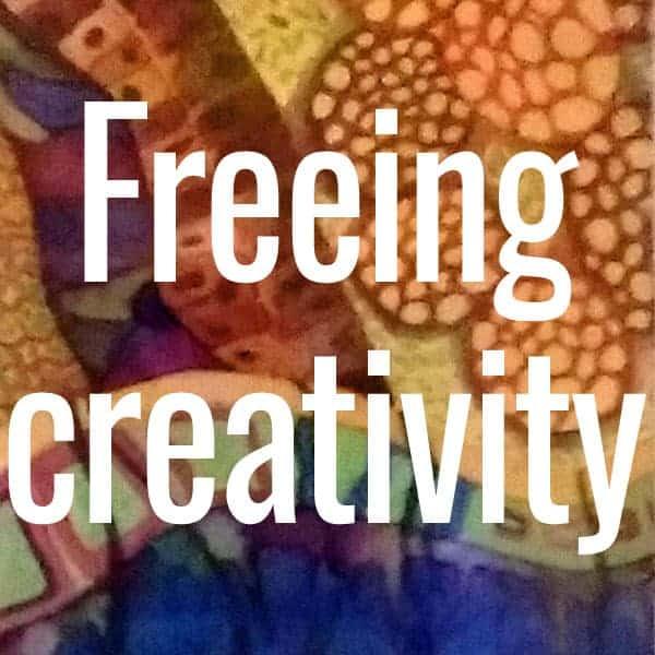 creativity shown in gcse art design textiles