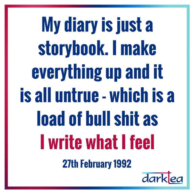 my diary is a storybook