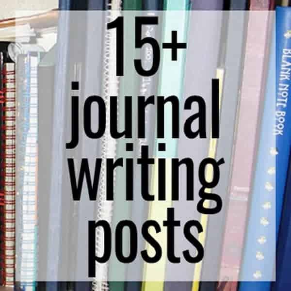 15+ journal writing posts
