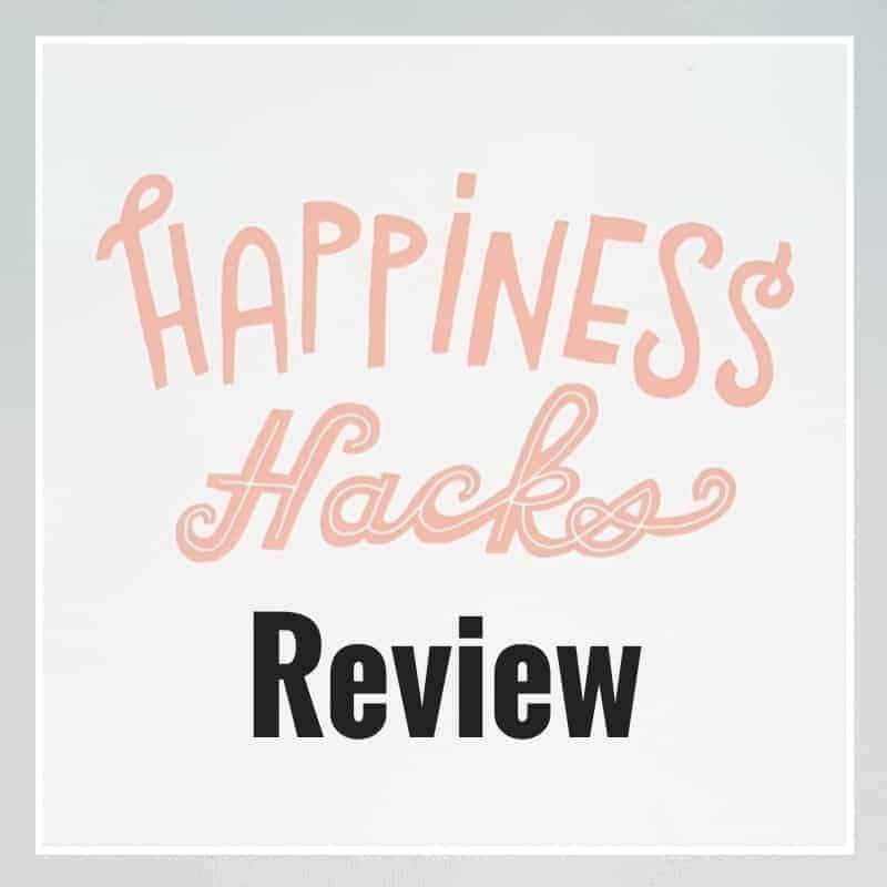 Happiness Hacks Review by Alex Palmer