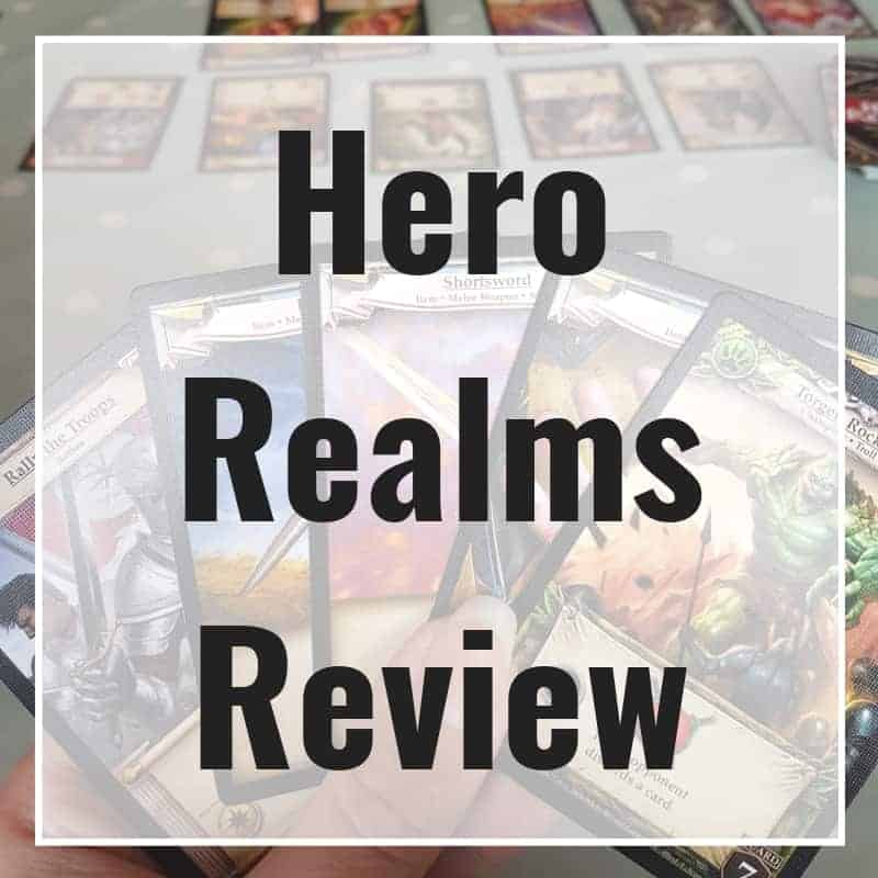 Hero Realms Card Game Review