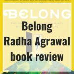 Belong by Radha Agrawal review