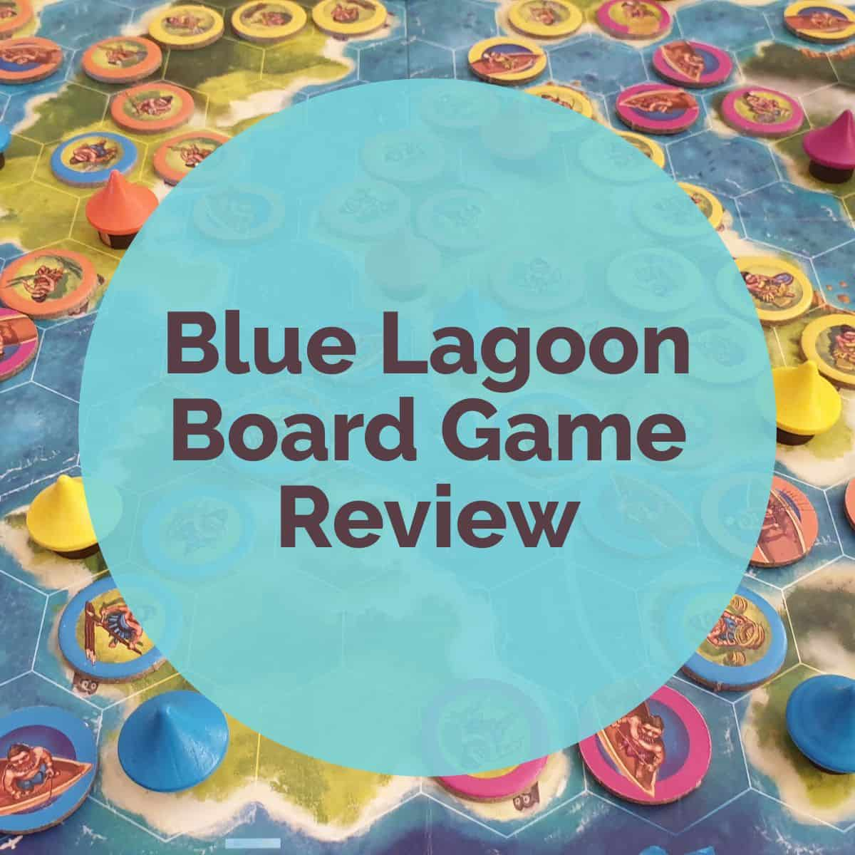 Blue Lagoon Board Game Review