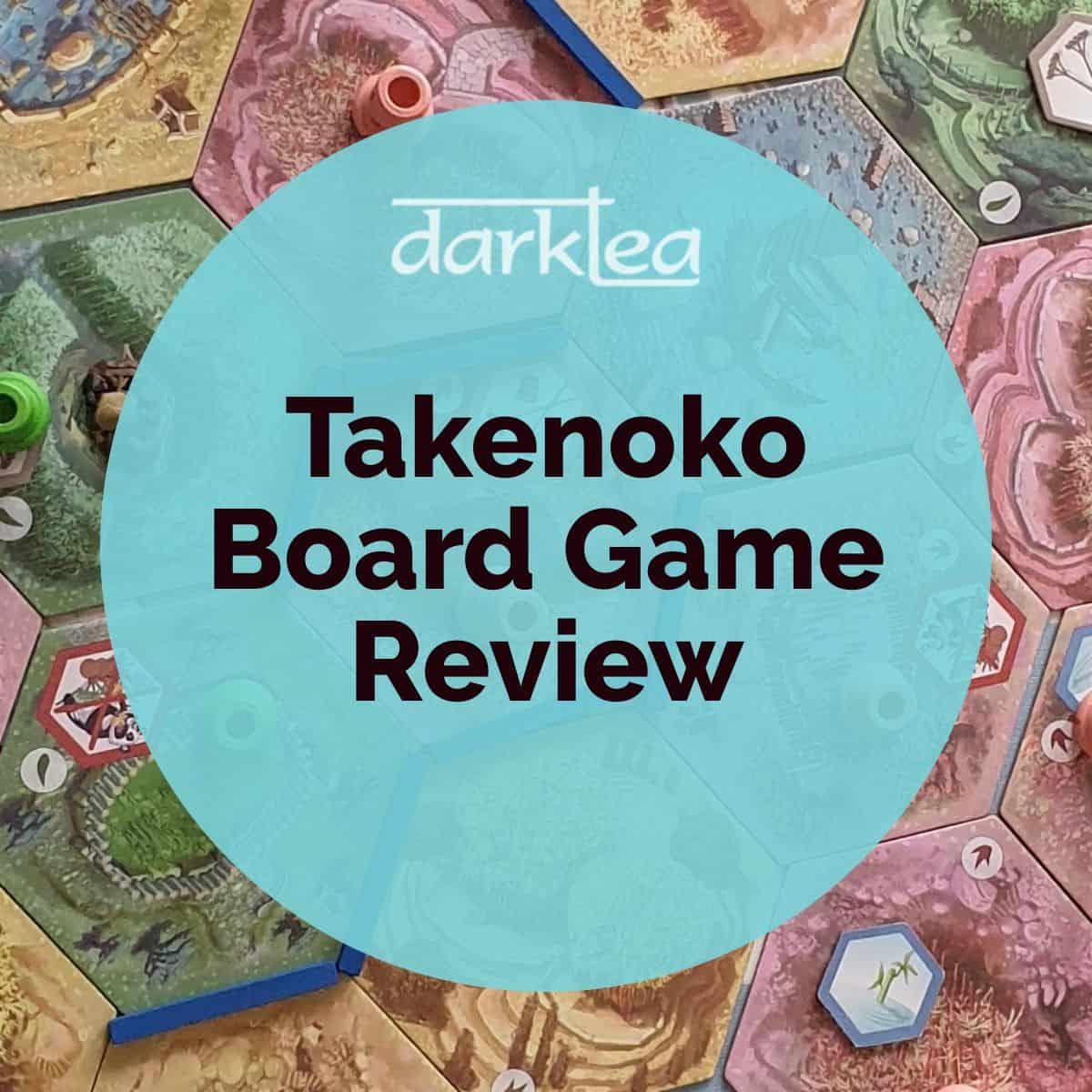 Takenoko board game review